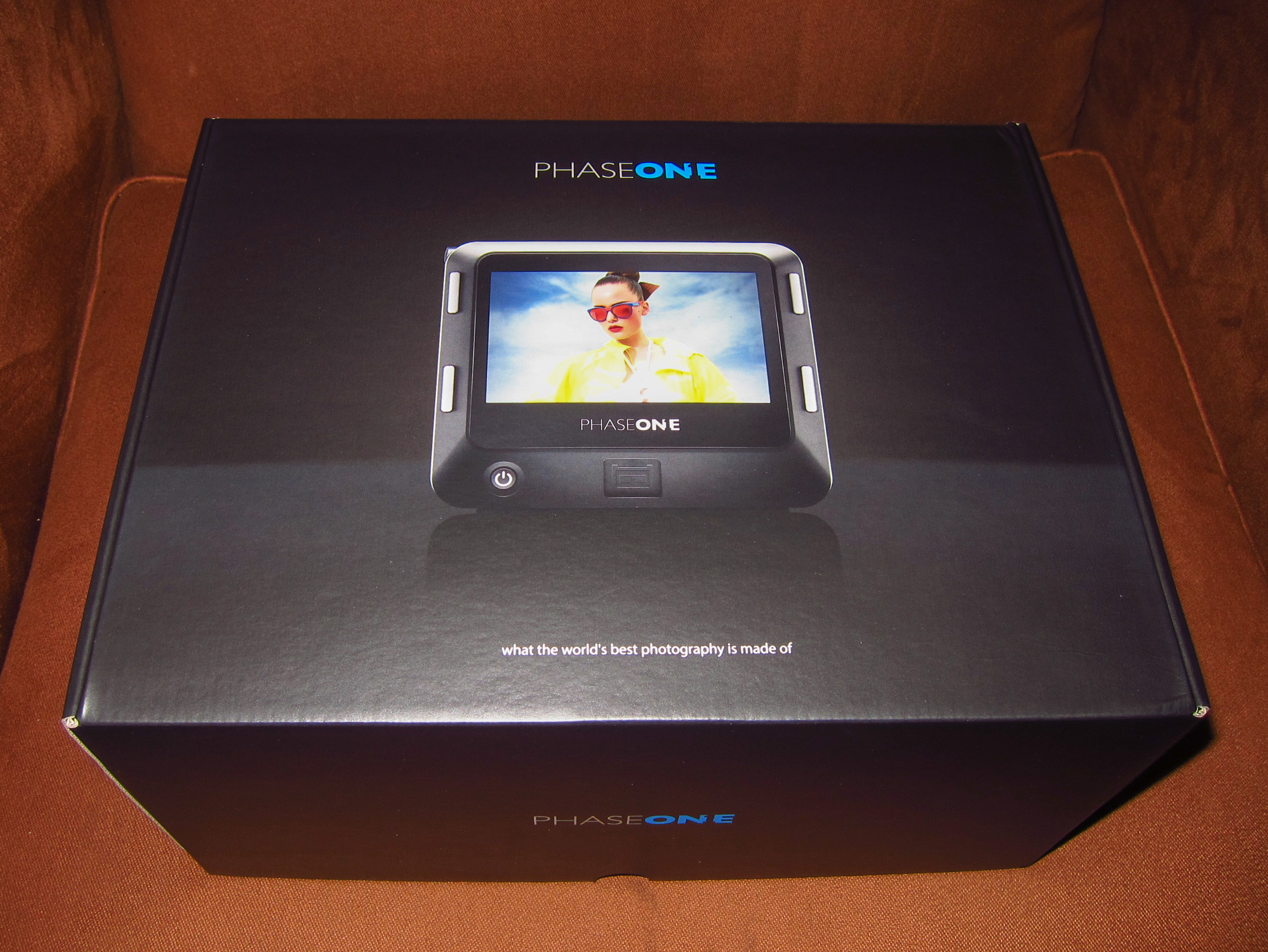 Phase One IQ260 in Box