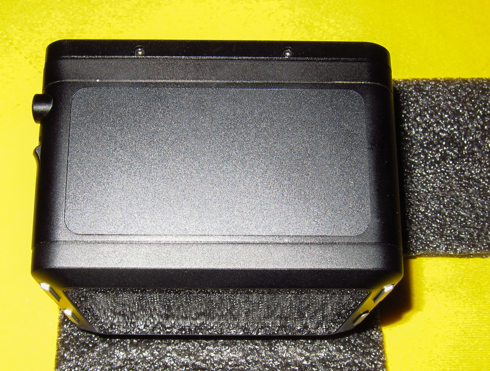 Top of an IQ260 showing the WiFi cover plate