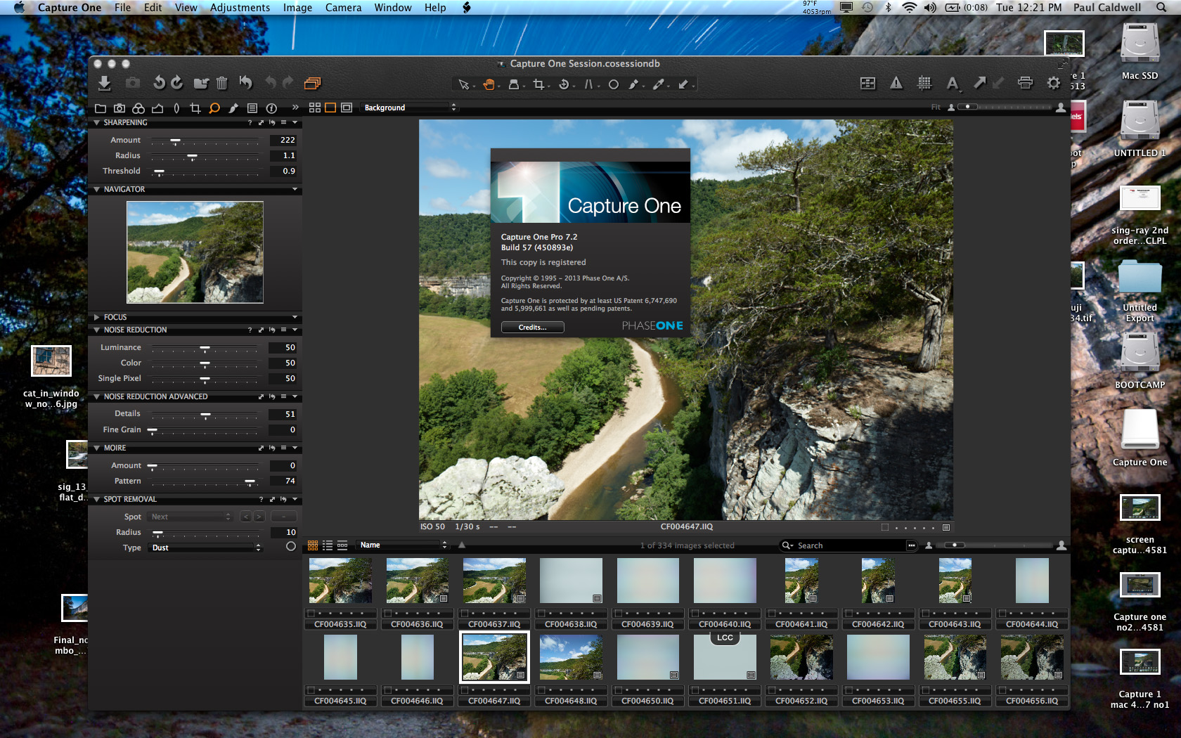 Capture One 7.2 is out