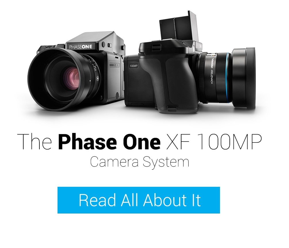 Phase One 100MP camera